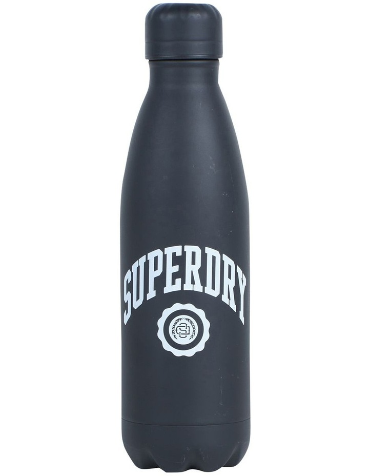 Code Water Bottle Black image 1