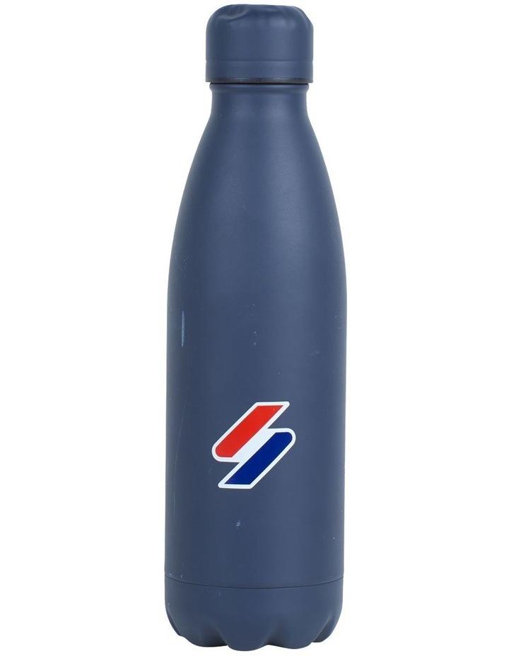 Code Water Bottle Deep Navy image 1