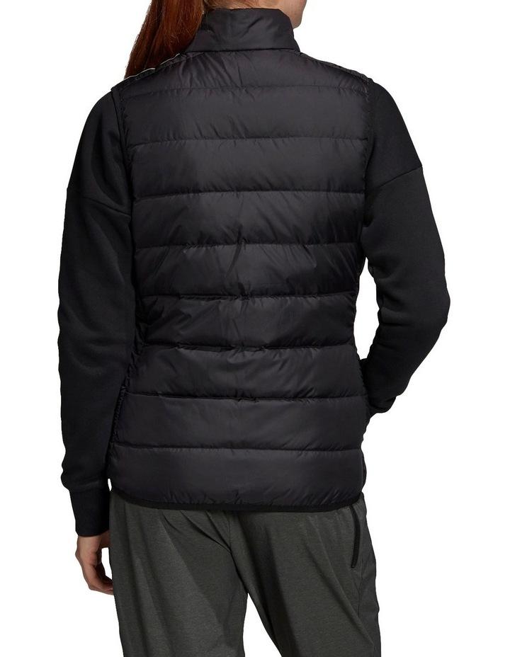 Essentials Down Black Puffer Vest image 2