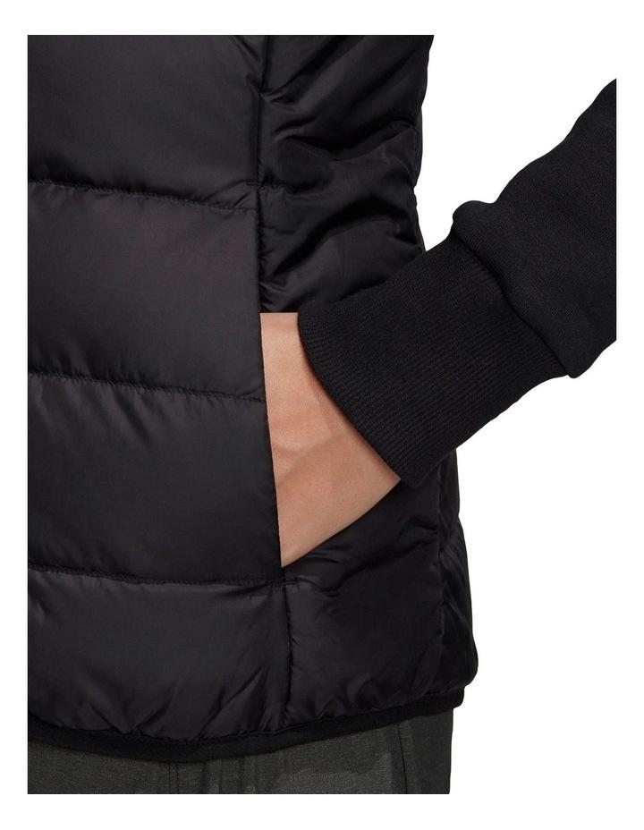 Essentials Down Black Puffer Vest image 4