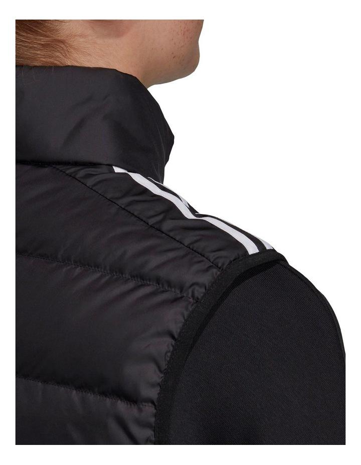 Essentials Down Black Puffer Vest image 6