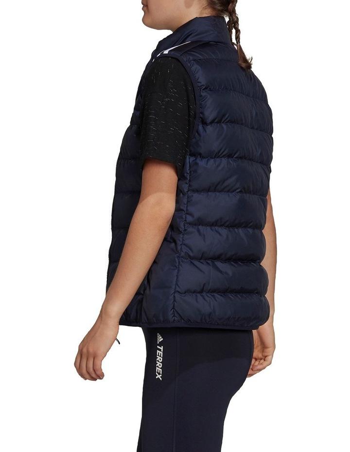 Essentials Down Ink Puffer Vest image 3