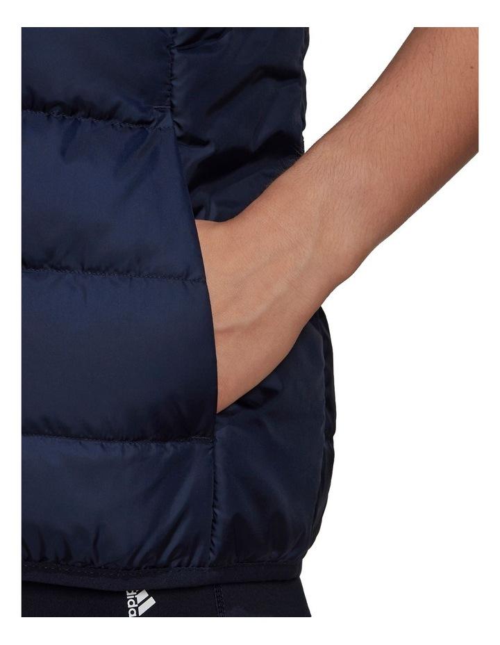 Essentials Down Ink Puffer Vest image 4