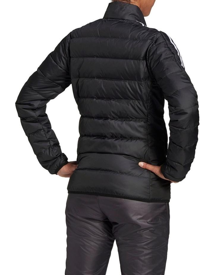 Essentials Down Black Puffer Jacket image 2
