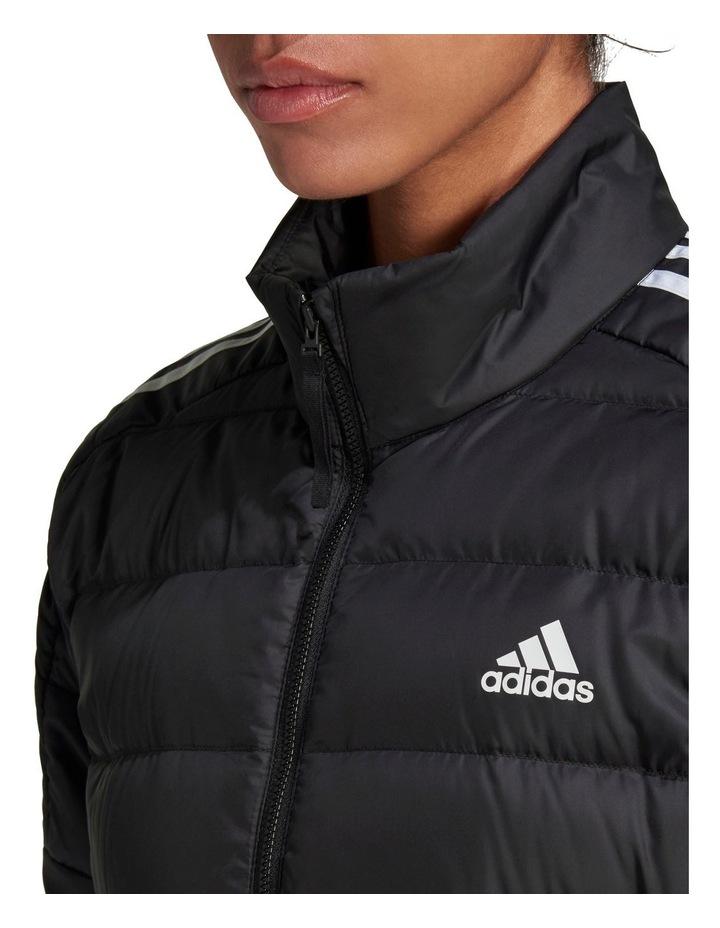 Essentials Down Black Puffer Jacket image 4