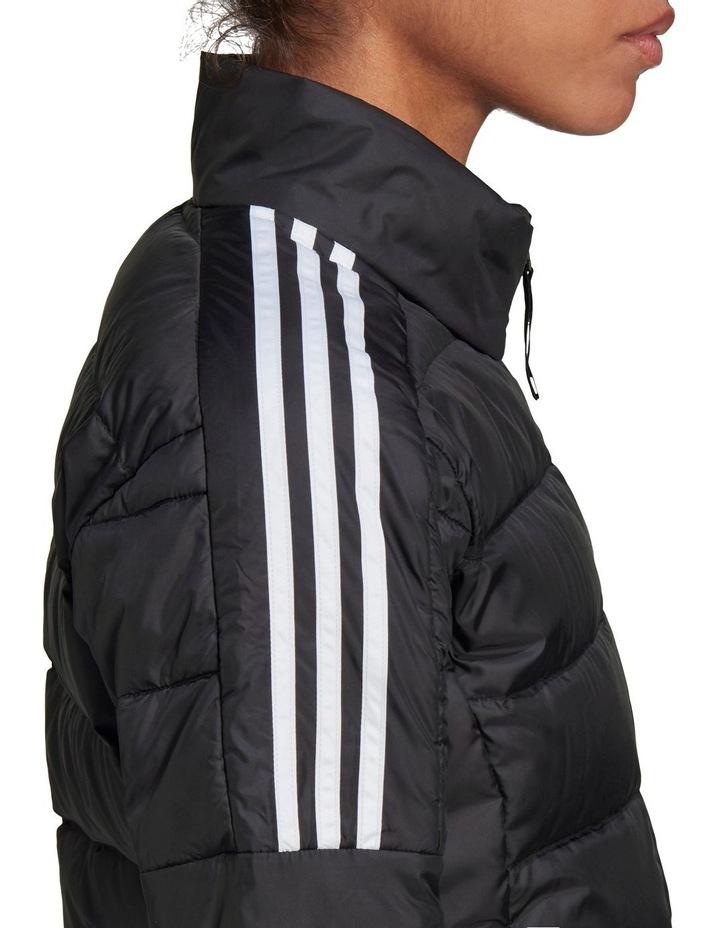 Essentials Down Black Puffer Jacket image 5