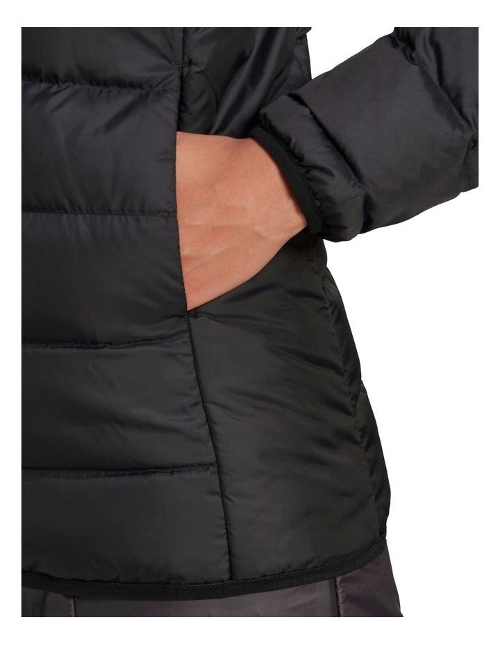 Essentials Down Black Puffer Jacket image 6