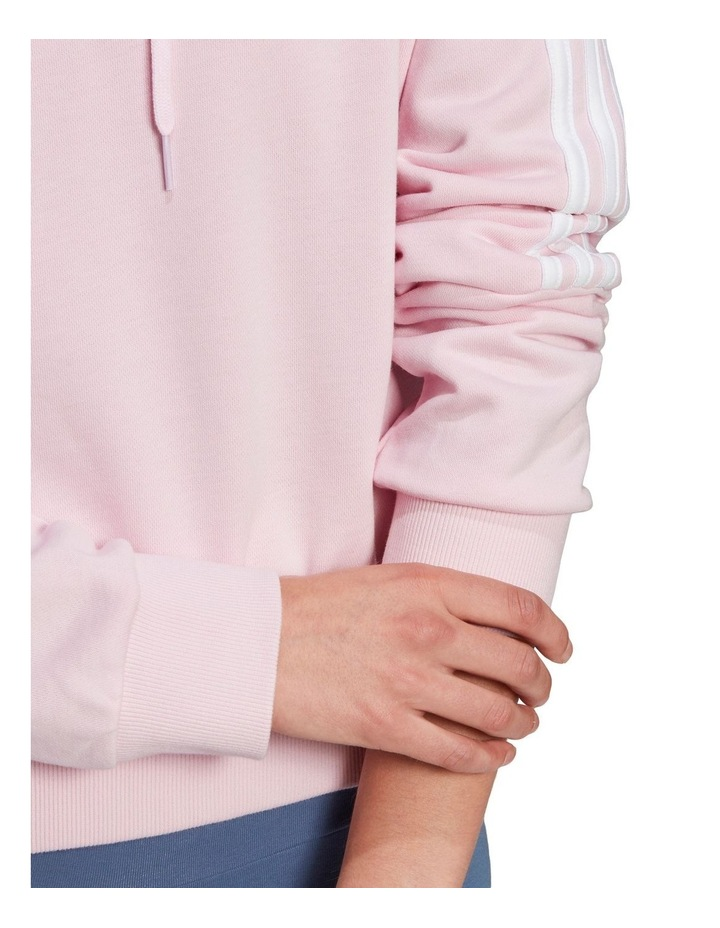 3 Stripe French Terry Hoodie GL1459 image 6