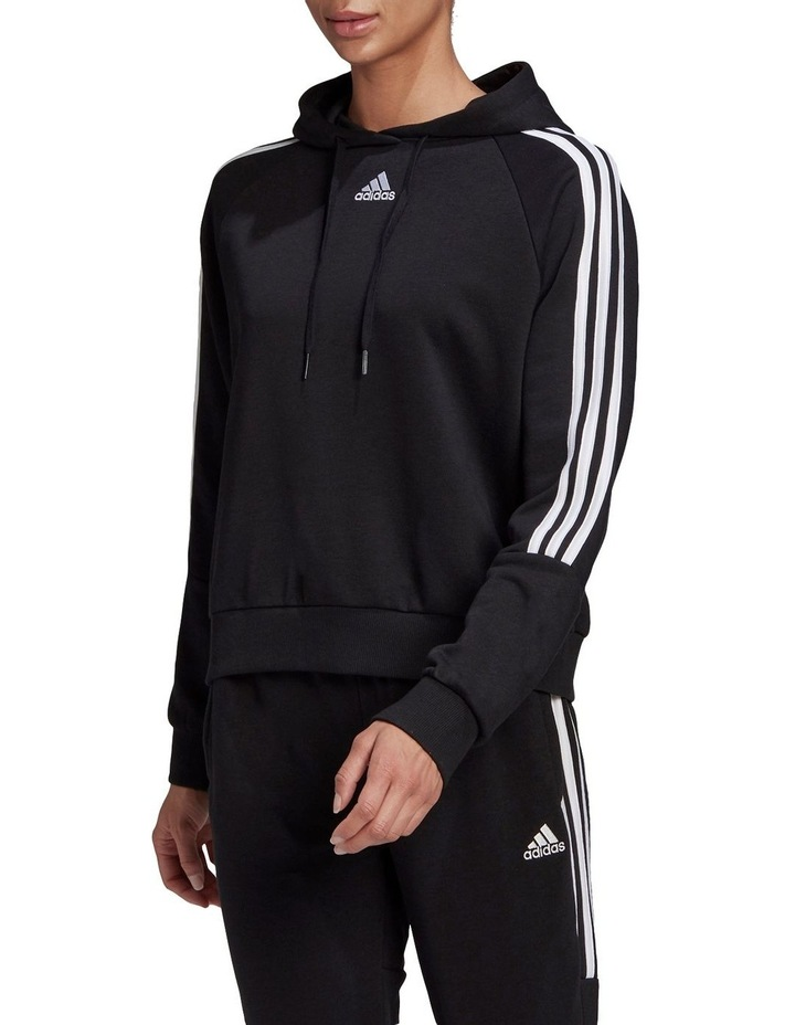 3 Stripe French Terry Hoodie GL1460 image 1