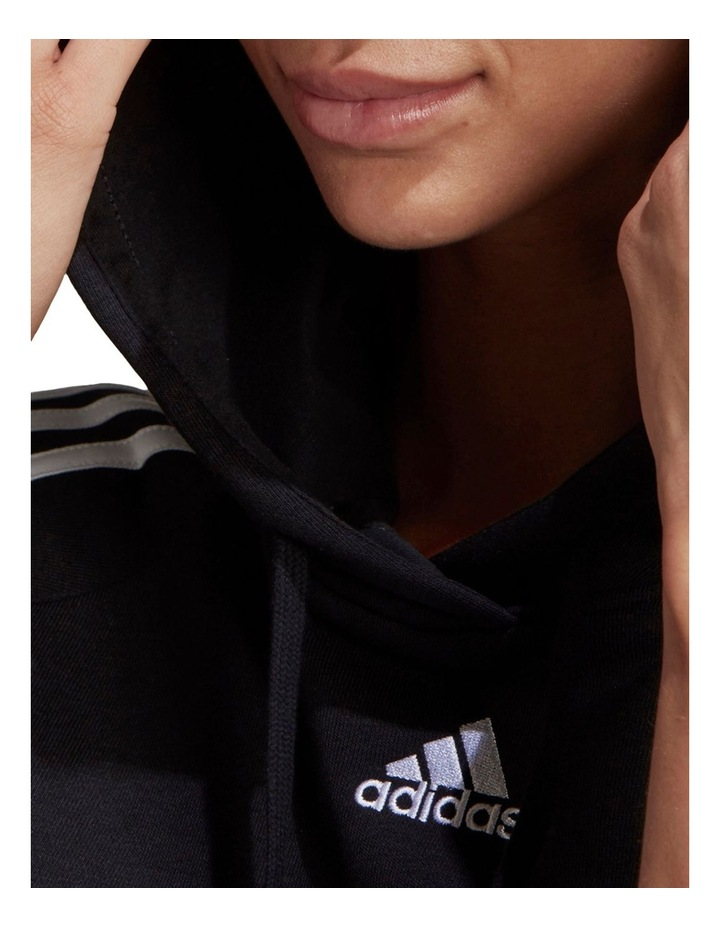 3 Stripe French Terry Hoodie GL1460 image 4