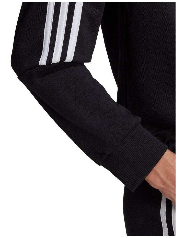 3 Stripe French Terry Hoodie GL1460 image 5