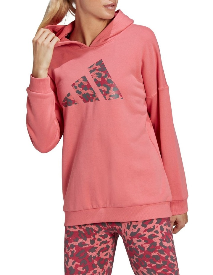 Oversized French Terry Hoodie GP7354 image 1