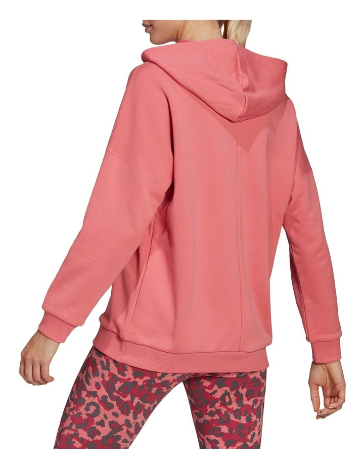 Oversized French Terry Hoodie GP7354 image 2
