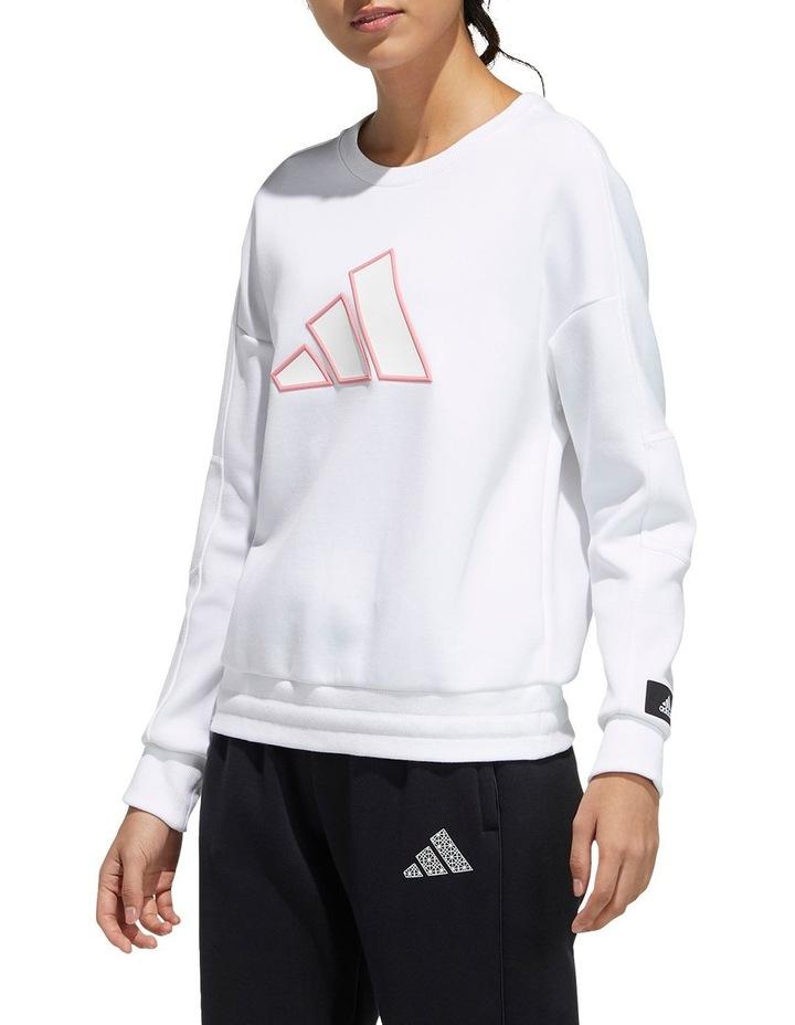 Doubleknit Logo Sweatshirt GP0719 image 1