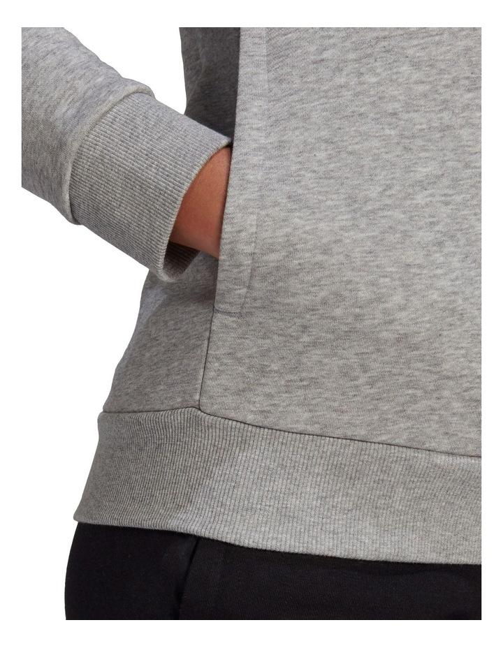 Badge of Sport Fleece Hoodie GL0719 image 5