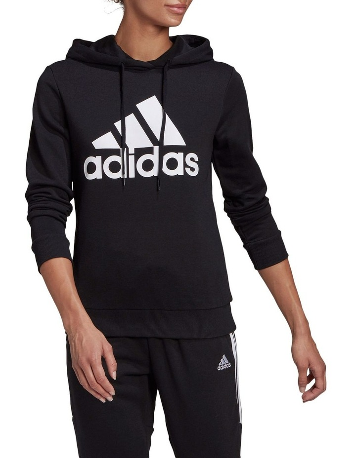 Adidas Badge of Sport French Terry Hoodie GM5514 image 1