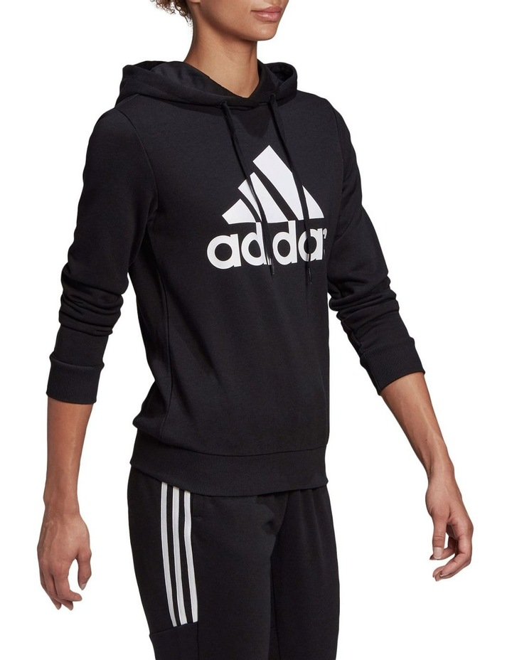 Adidas Badge of Sport French Terry Hoodie GM5514 image 3