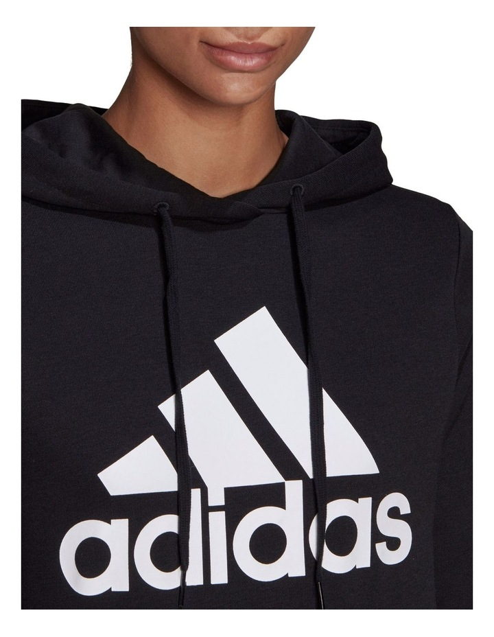 Adidas Badge of Sport French Terry Hoodie GM5514 image 4