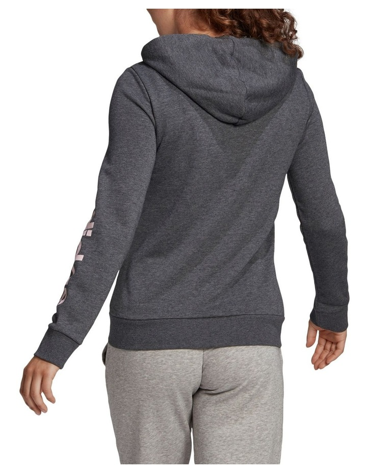 Linear French Terry Full Zip Hoodie GL0793 image 2