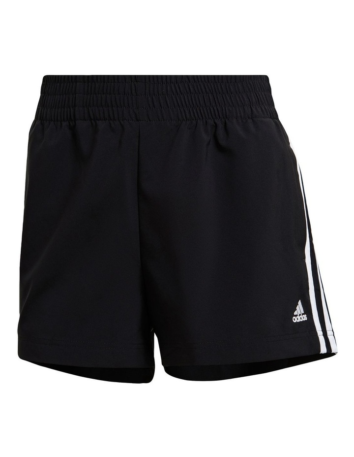 Essentials 3 Stripe Relaxed Shorts image 1