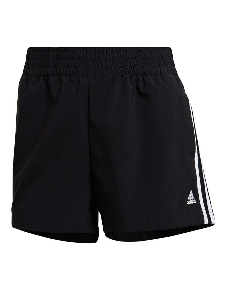 Essentials 3 Stripe Relaxed Shorts image 2