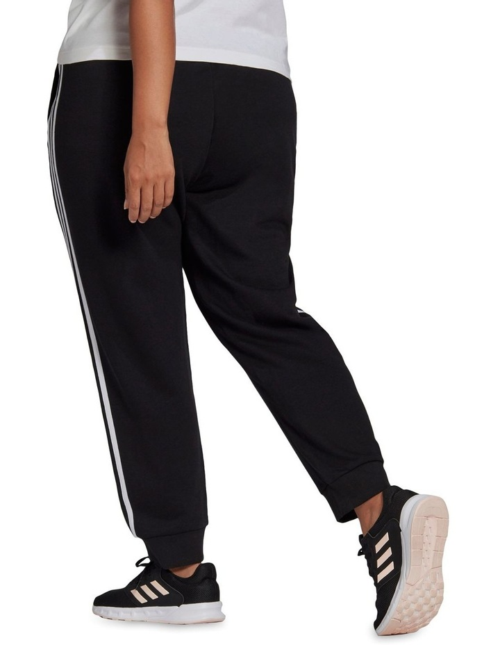 3 Stripe French Terry Pant Plus GL1377 image 2