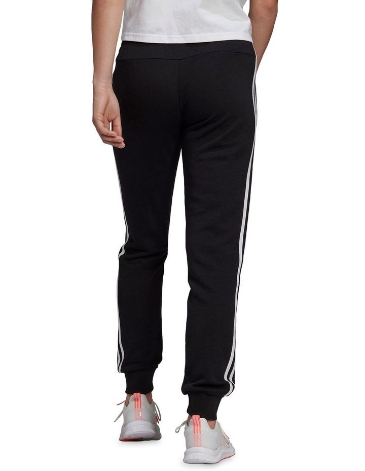 3 Stripe French Terry Cuffed Pant GM8733 image 2