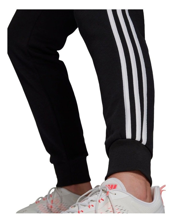 3 Stripe French Terry Cuffed Pant GM8733 image 4