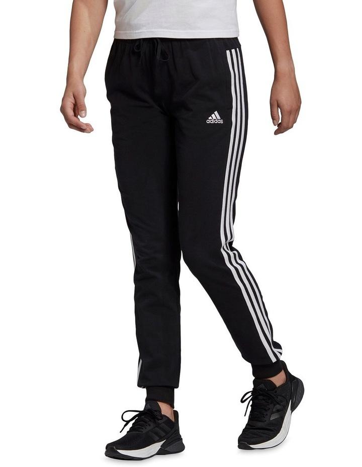 3 Stripe Jersey Cuffed Pant GM5542 image 1