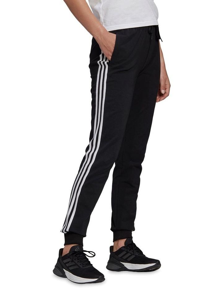 3 Stripe Jersey Cuffed Pant GM5542 image 3