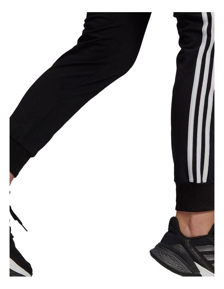 3 Stripe Jersey Cuffed Pant GM5542 image 5