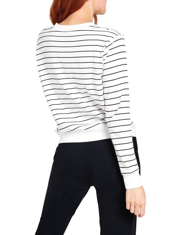 Essentials Stripe Pullover CUA8I image 3