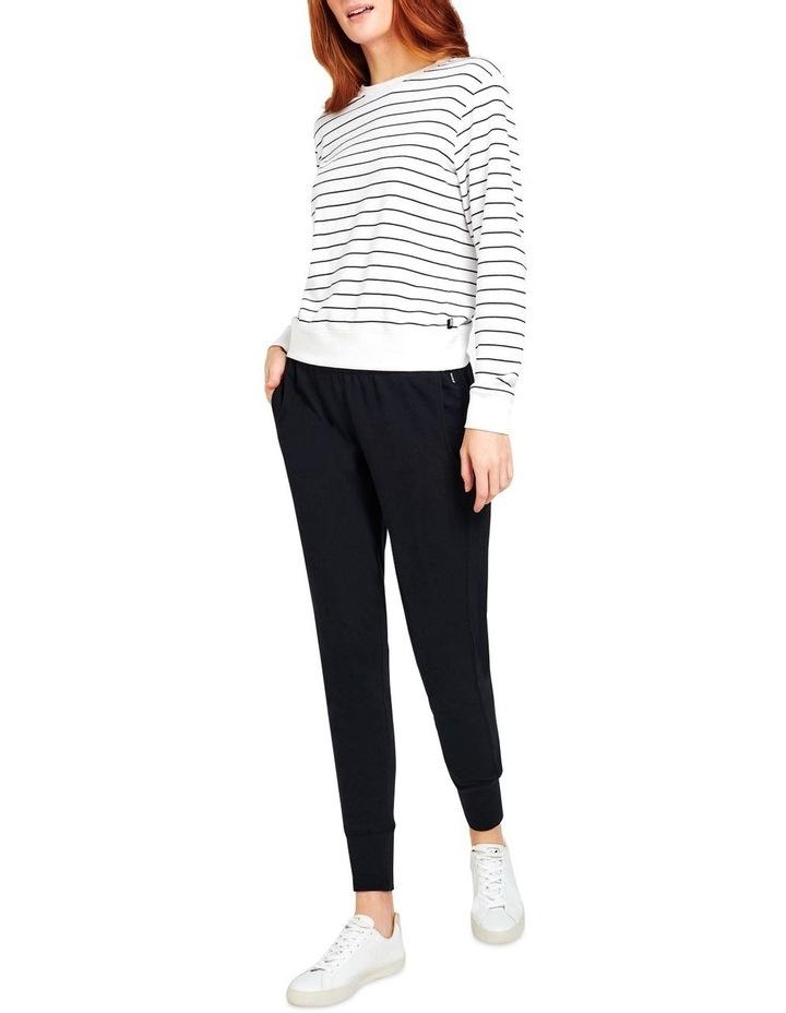 Essentials Stripe Pullover CUA8I image 4