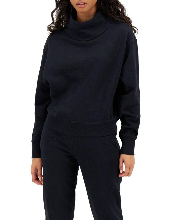 Originals Mock Neck Fleece Pullover image 1