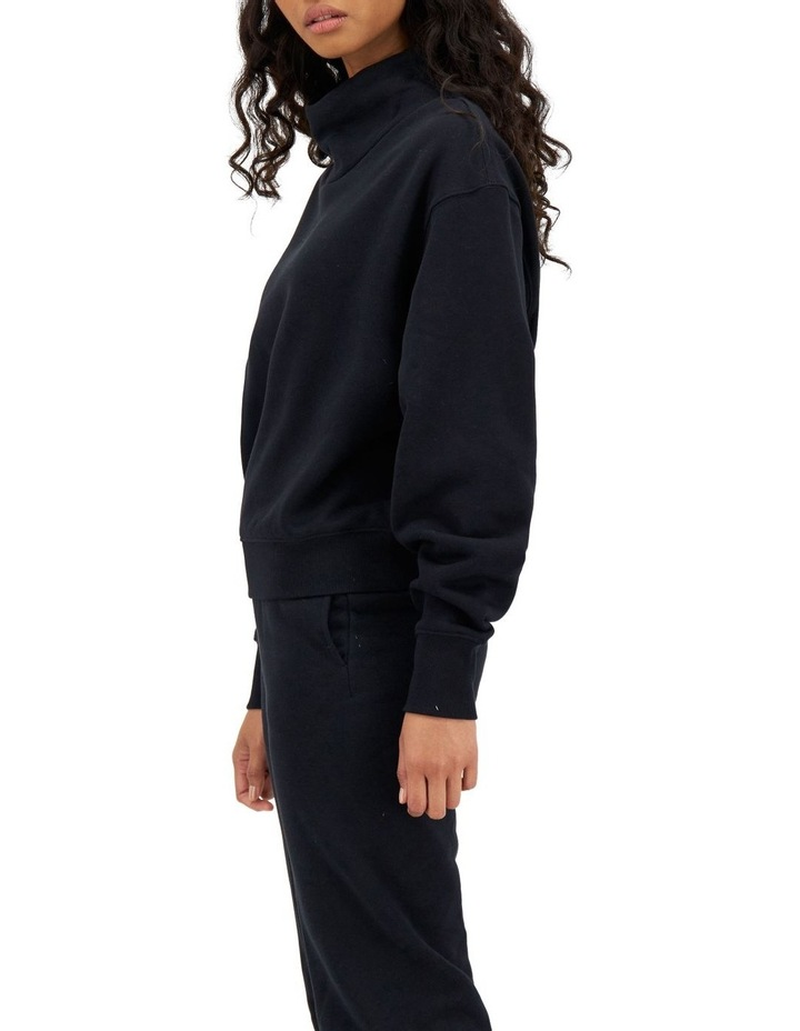 Originals Mock Neck Fleece Pullover image 2