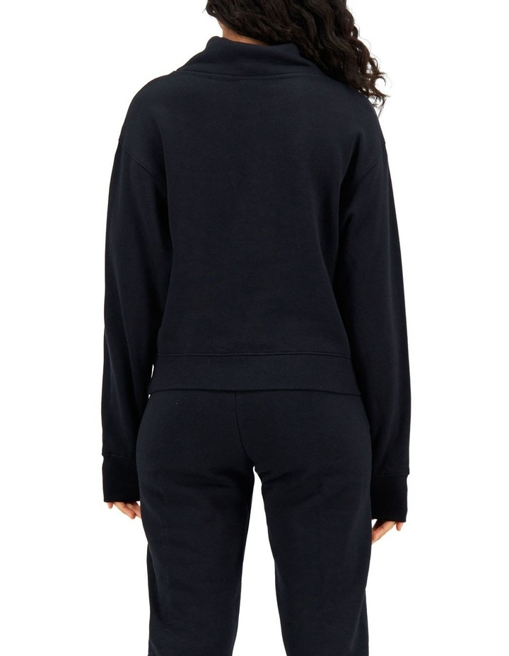 Originals Mock Neck Fleece Pullover image 3