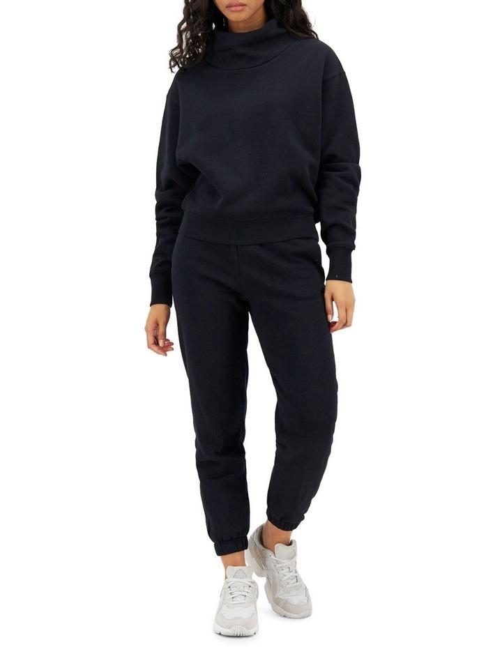 Originals Mock Neck Fleece Pullover image 4