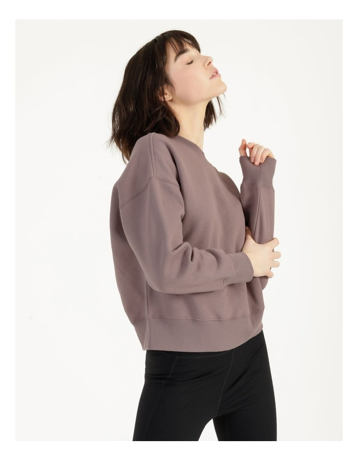Originals Fleece Nettle Pullover image 4