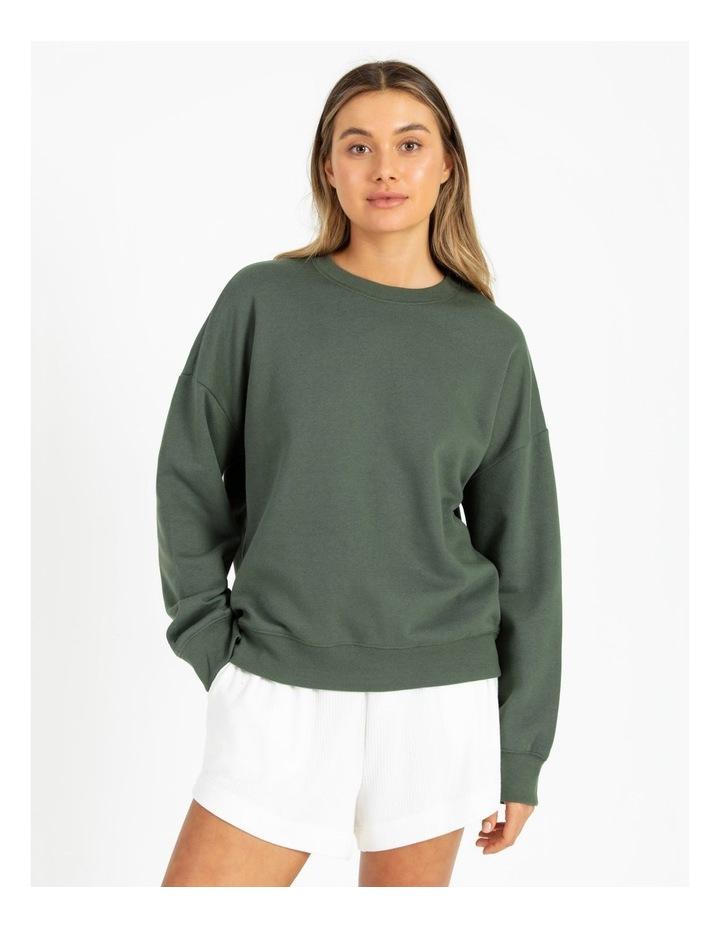 Bonds Essentials Fleece Pullover CUJUI image 1