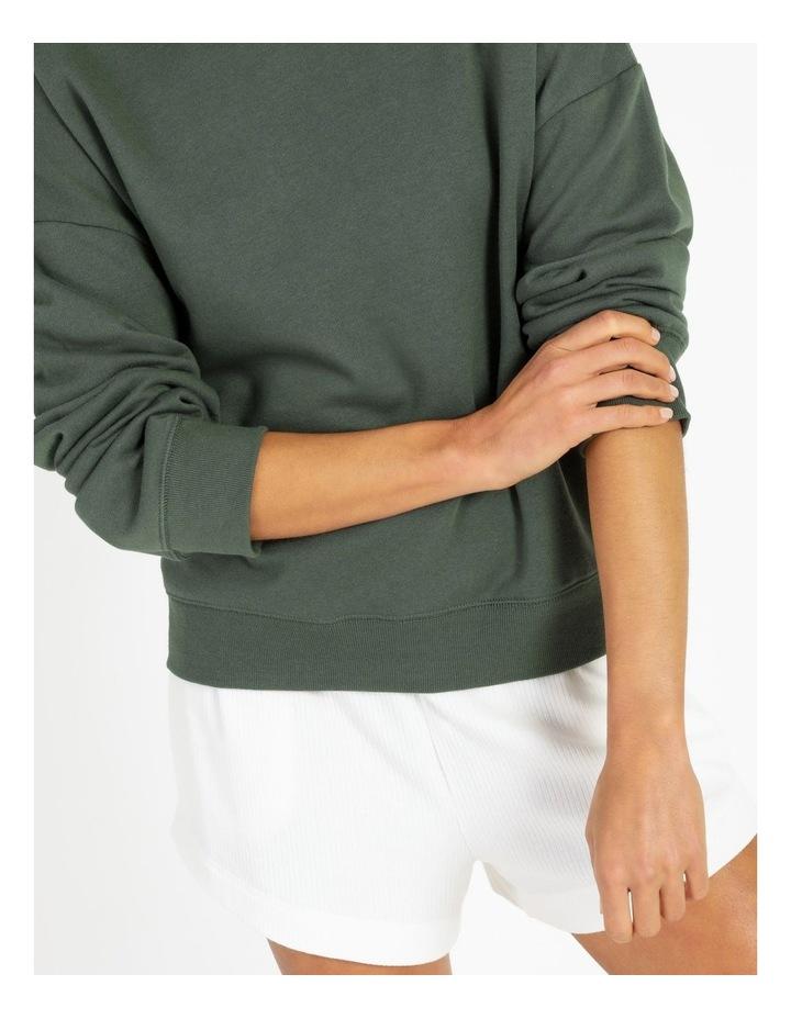 Bonds Essentials Fleece Pullover CUJUI image 3