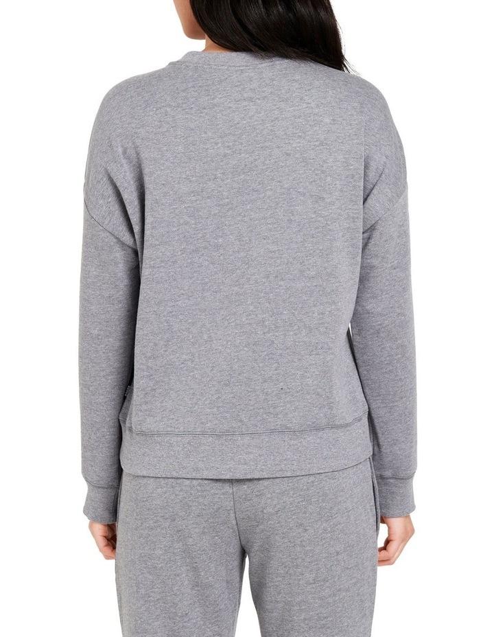 Essentials Fleece Pullover image 3