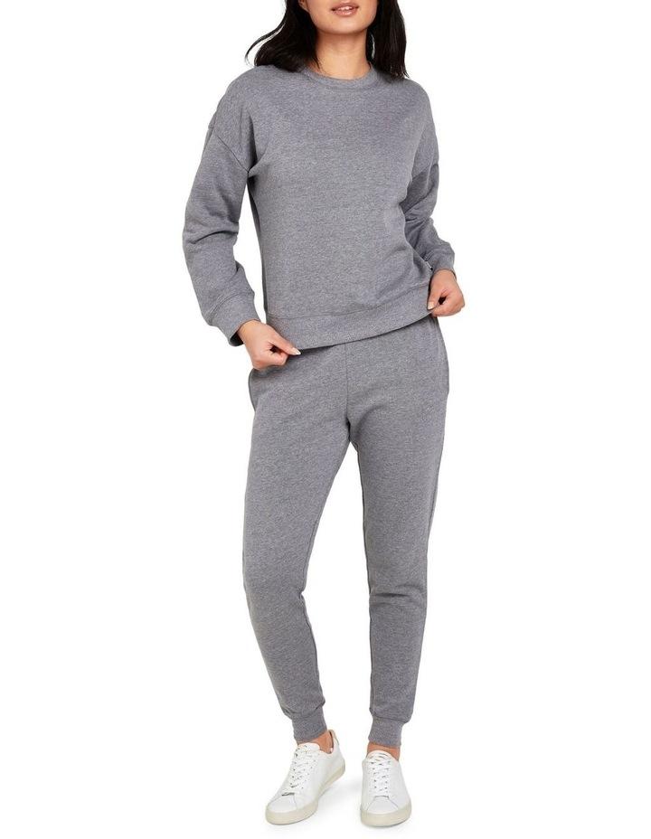 Essentials Fleece Pullover image 4