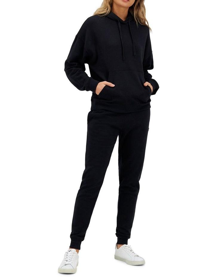 Essentials Fleece Pullover Hoodie image 4