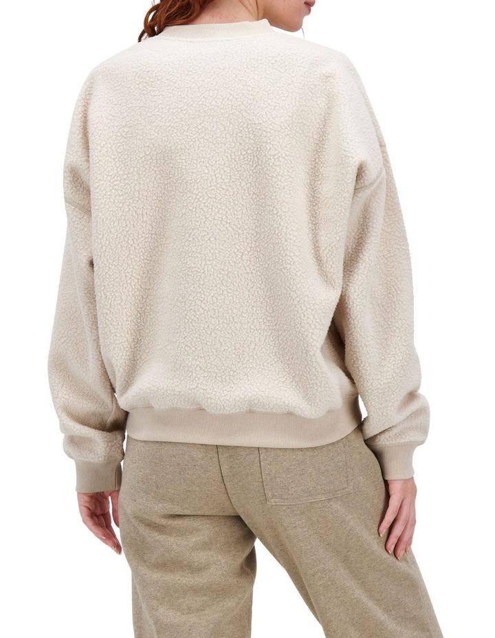 Essentials Polar Sand By Me Ftq Fleece Pullover image 2