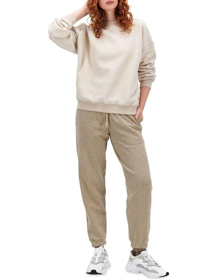 Essentials Polar Sand By Me Ftq Fleece Pullover image 4
