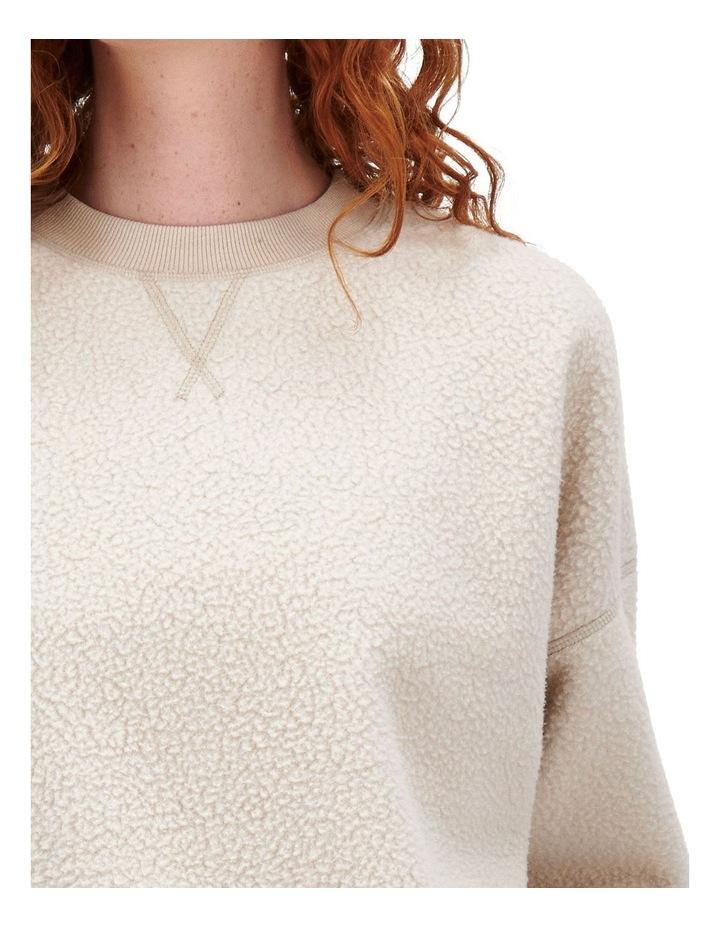 Essentials Polar Sand By Me Ftq Fleece Pullover image 5