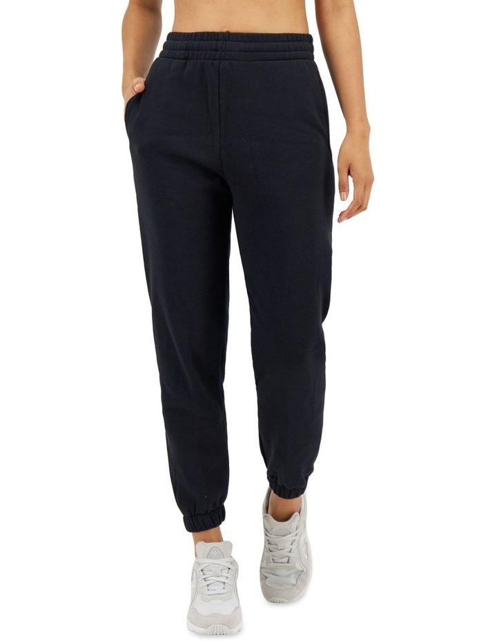 Originals Fleece Jogger Black Pants image 1