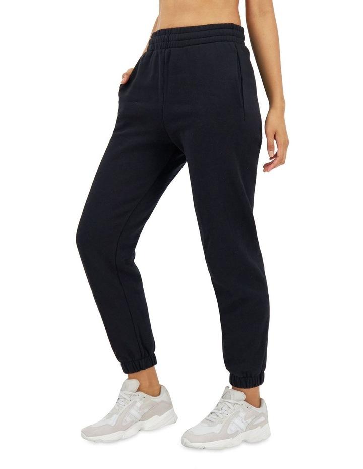 Originals Fleece Jogger Black Pants image 3