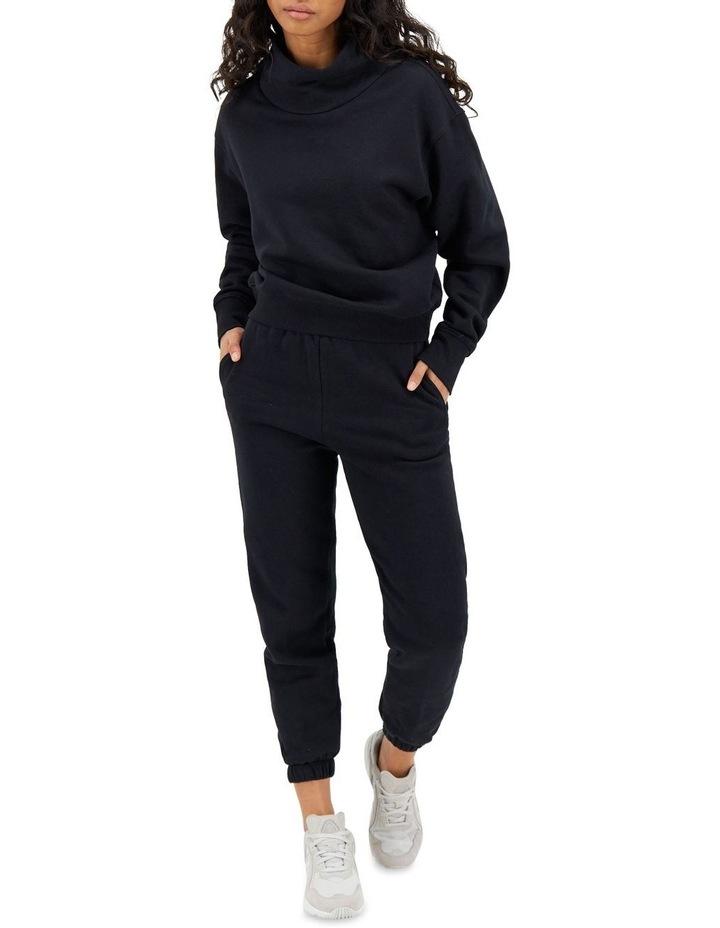 Originals Fleece Jogger Black Pants image 4