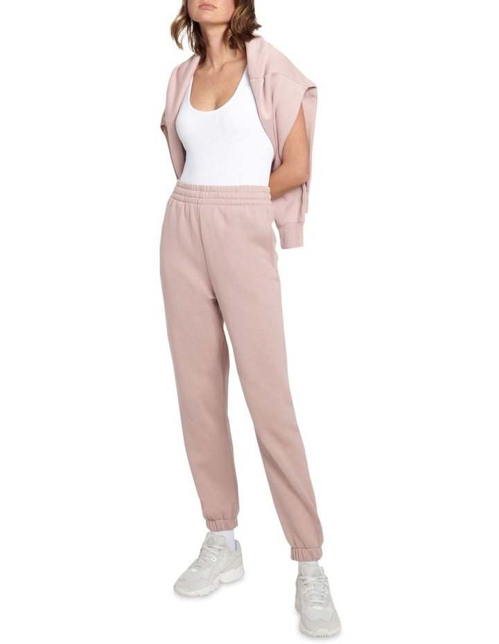 Originals Mink High Waisted Relaxed Joggers image 4